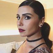 Giovanna Antonelli entrega dificuldade ao se maquiar: 'Tenho problema motor'