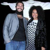 Sheron Menezzes vai abrir estúdio de lutas no RJ em abril: 'Com meu noivo'