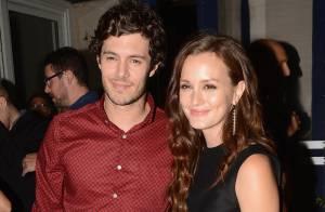 Leighton Meester, de 'Gossip Girl', se casa com Adam Brody em cerimônia secreta