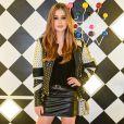 Marina Ruy Barbosa pediu para Mariana Goldfarb não usar um vestido igual ao seu no prêmio 'Geração Glamour 2017', mas não foi atendida pela apresentadora do canal OFF