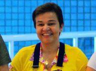 Claudia Rodrigues mantém alimentação regrada após transplante: 'Emagreci 4kg'