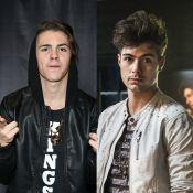 Biel e Léo Régis, após polêmica de 'Rock Story', são comparados na web: 'Igual'
