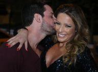 Renata Domínguez ganha beijo do namorado ao comemorar seu aniversário. Fotos!