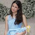 Sophia, filha de Claudia Raia e Edson Celulari, cresceu. Ela já tem 14 anos e está namorando