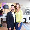 O marido de Flávia Sampaio é o preferido de Boninho, de acordo com informações do 'UOL'