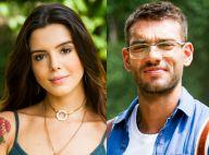 Novela 'Sol Nascente': Milena recusa beijo de Daniel. 'Nunca mais toca em mim!'