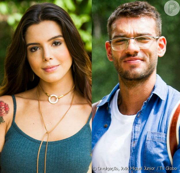 Milena (Giovanna Antonelli) repreende Daniel (Lucas Lucco) por lhe dar um beijo sem que ela permitisse, no capítulo que vai ao ar sábado, dia 18 de março de 2017, na novela 'Sol Nascente'