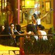 Maria Joana reune elenco de 'Sol Nascente' para uma selfie