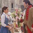 Empoderada, Bela (Emma Watson) rejeita as investidas de Gaston (Luke Evans)