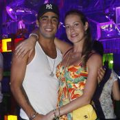 Luana Piovani tem boa relação com ex-namoradas de Pedro Scooby: 'Maneiras'