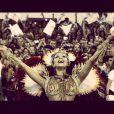 Grazi Massafera vai brilhar no Carnaval da Marquês de Sapucaí como musa do camarote da Devassa 2014