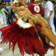 Grazi Massafera é fã de Carnaval e já foi musa do Salgueiro, além de rainha de bateria da Grande Rio