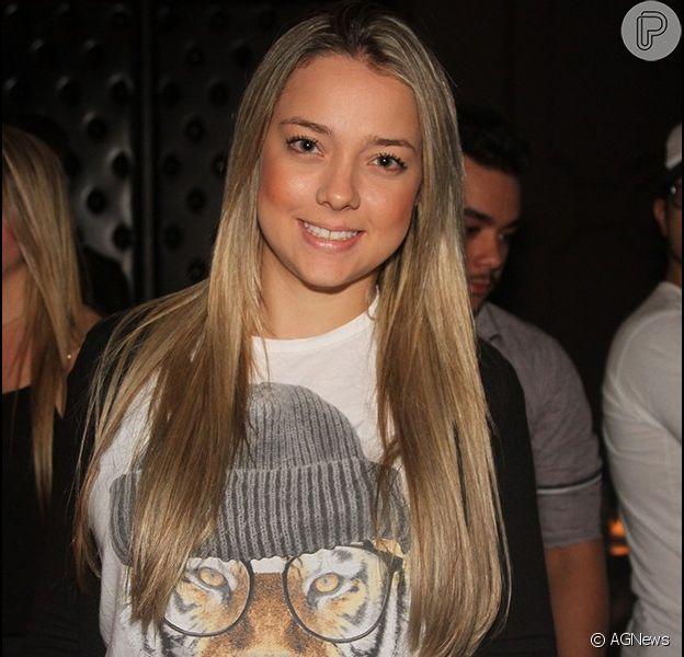 Carol Dantas, ex-namorada de Neymar, assume relação com chef João Alcântara: 'Melhor junto'