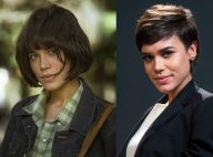 Carla Salle adota corte de cabelo com franja para 'Os Dias Eram Assim'