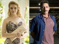 Novela 'A Lei do Amor': solteiros, Ruty Raquel e Misael ficam juntos no final