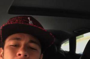 Neymar canta música em homenagem a Arlindo Cruz após cantor sofrer AVC. Vídeo!