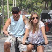 Fred e a namorada, Paula Armani, já fazem planos para o futuro: 'Quase noivos'