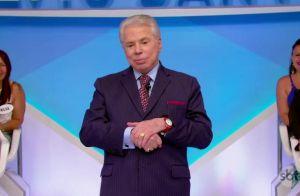 Silvio Santos aparece na TV com os cabelos brancos e web vai à loucura: 'Homão'