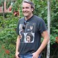 Alexandre Borges está longe das telinhas desde o fim da novela 'Haja Coração'