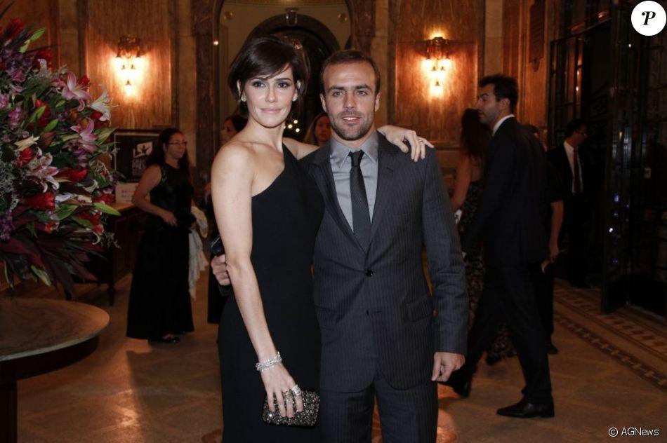 Roger Flores é ex-marido de Deborah Secco