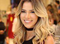 Ex-BBB Adriana Sant'Anna aprova resultado de cirurgia no nariz: 'Vejo diferença'