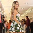Ex-BBB Adriana Sant'Anna falou sobre cirurgia que fez no nariz em evento de moda
