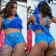 Anitta, de férias nos Estados Unidos, se divertiu ao ser confundida com Jennifer Lopez