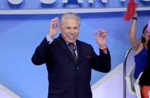 Silvio Santos ironiza suposto câncer: 'Vidente disse que vou ter que morrer'