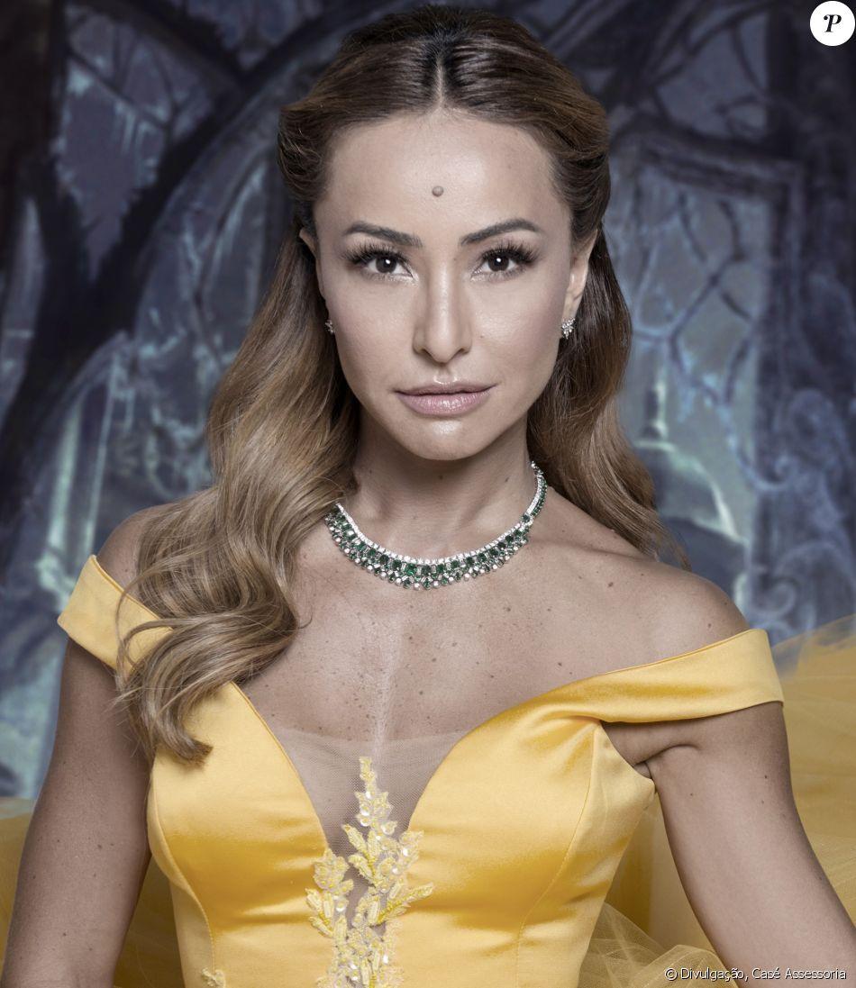 Sabrina Sato admite que ficaria melhor sem pinta na testa   Não acho ela  linda  fb47977944
