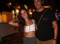 Isis Valverde faz postagem romântica para namorado na web: 'Exatamente o certo'