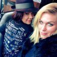'Todos estão bem', explicou Ludmilla Dayer em seu Instagram