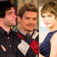 Letícia (Isabella Santoni) vai decidir entre Antonio (Pierre Baitelli) e Tiago (Humberto Carrão) se sobreviver ao câncer no final da novela 'A Lei do Amor'