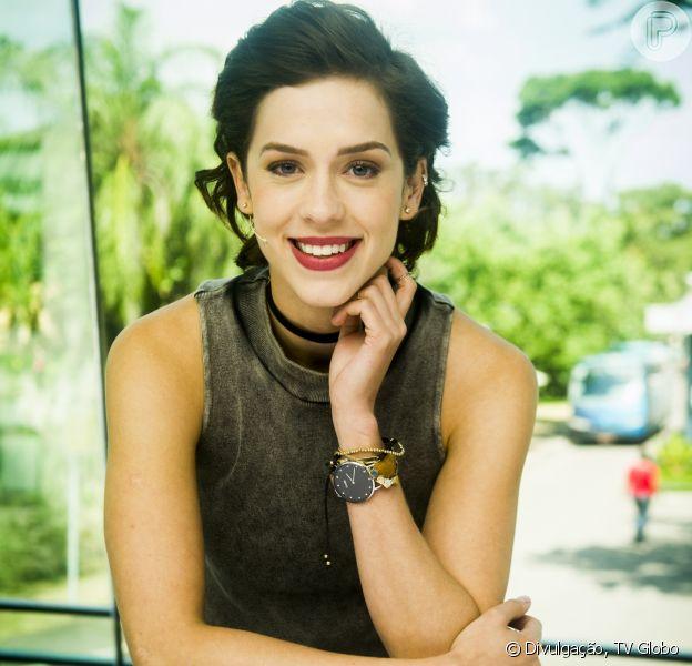 Sophia Abrahão assumirá novamente a bancada do 'Vídeo Show', da TV Globo, em 23 de março de 2017