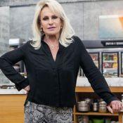 Solteira, Ana Maria Braga dispensa relacionamento: 'Me acho bonita e gostosa'
