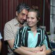 Letícia Colin não se incomodou com a coincidência: 'Só para quem é musa'