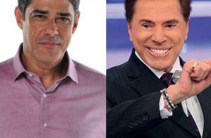 William Bonner imita Silvio Santos ao divulgar livro em vídeo: 'Vender o peixe'
