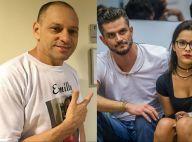 Pai de Emilly avalia atitudes de Marcos com a filha no 'BBB17': 'Machista'