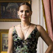 Letícia Colin mantém boa forma com exercícios em casa: 'Sem musculação'