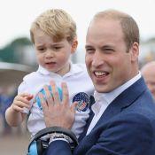 Filho de Kate Middleton e William, George vai estudar em escola de R$ 23 mil