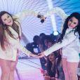 Gêmeas, Maiara e Maraisa fazem sucesso na publicidade