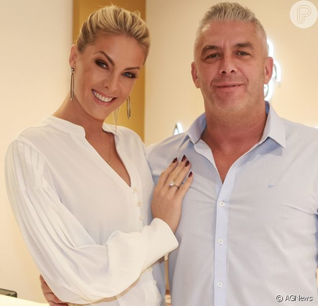Ana Hickmann revelou que pensou em se separar do marido, Alexandre Correa, após uma crise no casamento