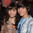 Larissa Manoela e Thomaz Costa namoraram, pela primeira vez, durante as gravações da novela 'Carrossel'