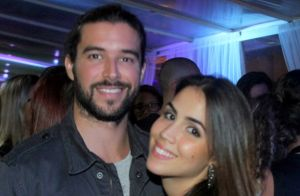 Pérola Faria e Bernardo Velasco jantam juntos após terminarem o namoro