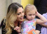 Sheila Mello é criticada ao vestir filha de 4 anos como Marilyn Monroe: 'Pesado'