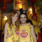 Carnaval 2014: Sophia Abrahão, Fiuk e famosos agitam camarote no Recife, PE