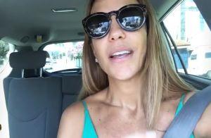 Ivete Sangalo, sem carro, surpreende fã: 'Não é pegadinha, é carona'. Vídeo!