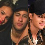 Neymar e Bruna Marquezine são convidados por Justin Bieber para festa pós-show