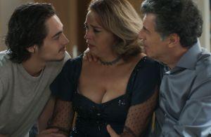 Novela 'Rock Story': Gilda se revolta com Nicolau ao saber de câncer