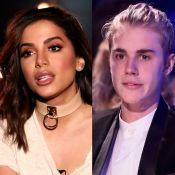 Anitta nega convite a Justin Bieber para seu aniversário: 'Boato não procede'