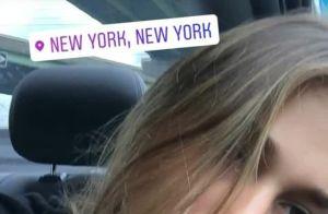 Sasha retorna para NY após consolar Xuxa no Brasil pela morte do pai: 'Aula'